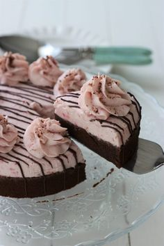 Baking Bad, Pie Cake, Baked Goods, Creme, Sweet Tooth, Cheesecake, Deserts, Sweets, Cookies