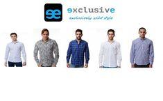 Hoy te mostramos en nuestros blog. Como Utilizar los diferentes modelos de camisas, y te presentamos 5 modelos de nuestras camisas para cada ocasión. https://eeexclusive.com/…/12_5-camisas--EE-Exclusive-de-hom…