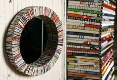 reciclar revistas-marco circular