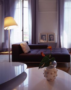 Appartement MZ / Appartement à Paris http://www.element-s.fr/ #salon #livingroom #interiordesign