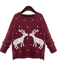 Lovely Fawn Loose Sweater