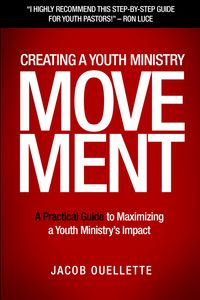Josh's and My favorite vision casting book- Creating a Youth Ministry Movement