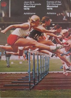 Date: 1976 Size: 16.5 x 23.25 inches Notes: Poster Artist: COJO (Official Olympic Organizing Committee)  About The Poster: Original poster from the