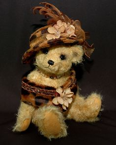 """Miss Sheena Sungrass Bears*n*Bling """"March Madness"""""""