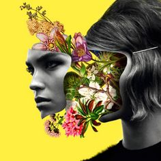 Digital Collages by Marcelo Monreal | Inspiration Grid | Design Inspiration