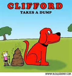 lol - way to go Clifford