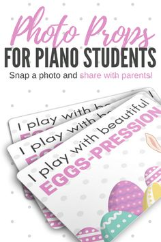 Simple letter of intent for job new position sample for free free easter themed piano studio photo props snap a photo with your students and share with parents post in your waiting area etc spiritdancerdesigns Gallery