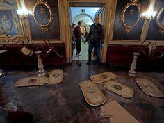 I danni dell'acqua alta a Venezia - Il Post Sea Level, A Decade, Venice, San, City, Museums, Venice Italy, Cities, Museum