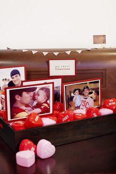 Valentine picture display