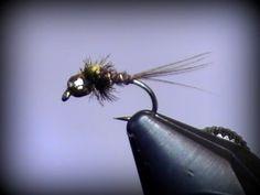 Two Minute Fly Tying: The Pheasant Tail Nymph - YouTube
