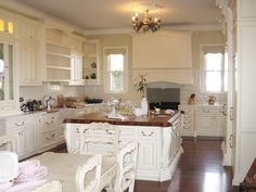 French Style Kitchen 20 white kitchen ideas that will work extremely well | french
