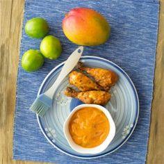Mango Lime Chipotle BBQ Sauce