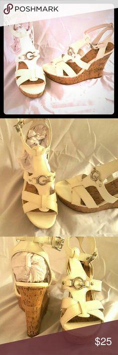 fccd0e04e8e07b Sandal Wedges Guess! Guess Shoes Wedges Sandal Wedges