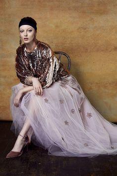 Sachin & Babi Pre-Fall 2018 Collection Photos - Vogue