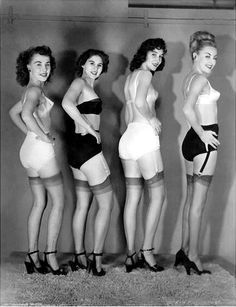 lingerie... anos de história