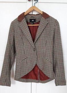 Kaufe meinen Artikel bei #Kleiderkreisel http://www.kleiderkreisel.de/damenmode/blazer-blazer/142049204-blazer-kariert-von-hm