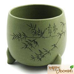 Yixing Shohin Bonsai Pot