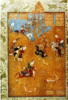 Related image Ancient Persian, Painting, Image, Art, Art Production, Art Background, Painting Art, Kunst, Paintings