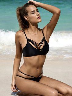 PilyQ: Midnight bikini (MID-105H-MID-207)