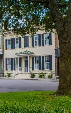 JASMINE QUARTERS  - UNIT A - vacation rental in Savannah, Georgia. View more: #SavannahGeorgiaVacationRentals