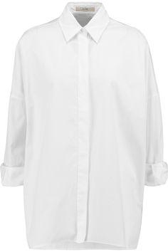 ETRO Cotton-Poplin Shirt. #etro #cloth #shirt