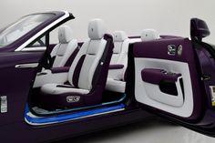 SOLD 2017 ROLLS-ROYCE DAWN #RollsRoyce #Dawn #Sold #TeamKerbeck Rolls Royce Models, Rolls Royce Dawn, Rolls Royce Cullinan, Car Interior Design, Dream Cars, Automobile, Future, Ideas, Fancy Cars