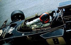Emerson Fittipaldi, Lotus 72D1972