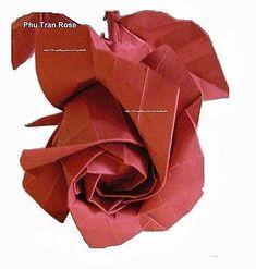 Origami Flowers, Rose, Jewlery, Pink, Jewerly, Schmuck, Jewelry, Jewels, Jewelery
