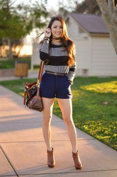 Hapa Time - a California fashion blog by Jessica: Setting Sun