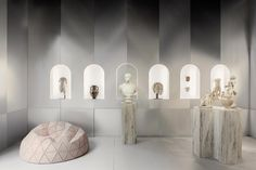 <p>In the same month that multi-disciplinary Mathieu Lehanneur sees his Liquid Marble series installation take centre stage at the Victoria & Albert (V&A) museum for the London Design Festival
