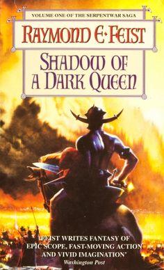 Shadow of a Dark Queen - Raymond E. Feist