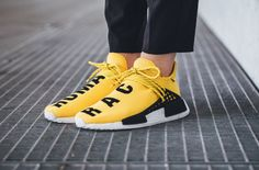 Look Out For The Pharrell Williams x adidas NMD Human Race on http://SneakersCartel.com | #sneakers #shoes #kicks #jordan #lebron #nba #nike #adidas #reebok #airjordan #sneakerhead #fashion #sneakerscartel