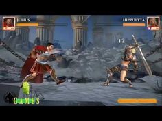 Gods of Rome STORY MODE ACT 1 CHAPTER 1 DANGEROUS PATH