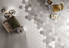 Indoor Porcelain Stoneware Wall Floor Tiles Tex White Tex