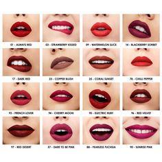 Wednesday Freebies-Free Sample of Sephora Collection Cream Lip Stain Sephora Eyeshadow Palette, Sephora Liquid Lipstick, Sephora Lip Stain, Lipstick Swatches, Lipstick Colors, Red Lipsticks, Lip Colors, Beauty Tricks, Lipsticks