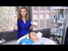 Nu Skin Galvanic Spa Facial - YouTube