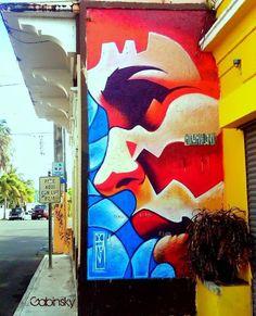 April 27, 2012 · Santurce Es Ley (SEL3) — at Comunidad El Gandul, Barrio Trastálleres, Santurce, Puerto Rico.