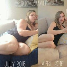 Amazing what can be done in only 9 months. @Losinggravity #transformation…