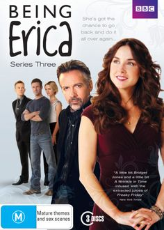 """LOOOOVED this show """"Being Erica"""""""