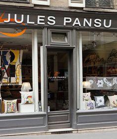Jules Pansu - la boutique client rive gauche | RCP Design Global