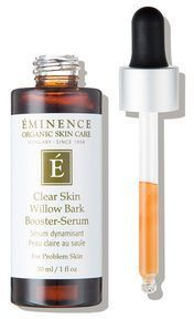 Skin Care Remedies Eminence Organic Skin Care Clear Skin Willow Bark Booster-Serum - A soothing serum that alleviates the symptoms of acne. Skin Care Regimen, Skin Care Tips, Skin Tips, Organic Skin Care, Natural Skin Care, Eminence Organics, Coconut Oil For Skin, Homemade Skin Care, Skin Cream