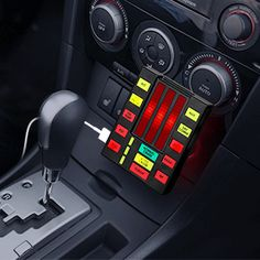 Knight Rider K.I.T.T. USB Car Charger | ThinkGeek