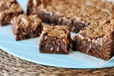 Gooey Coconut Chocolate Bars Recipe on Yummly. @yummly #recipe