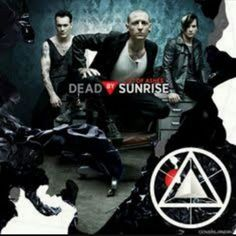 Official Photo of Dead By Sunrise with Chester Bennington!