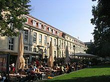 Unter den Linden-Prinzessinen Palais - Operncafe´