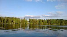Lohja Lake- Photo by Petra