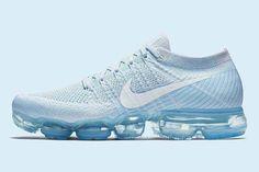 清凉透彻! Nike再发Air VaporMax水蓝配色夏日跑鞋