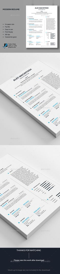 CV Templates Cv template, Template and Simple resume template