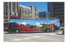 First Look at the new Pure Michigan 2014 Spring/Summer Bus Wraps