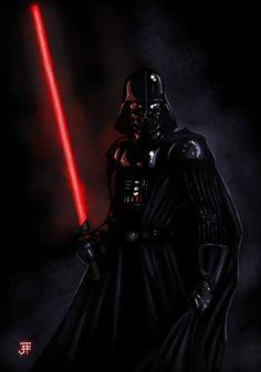 Darth Vader by JAF3 #vader